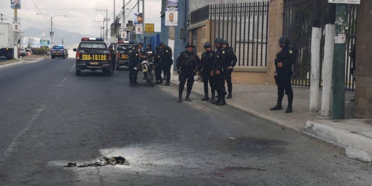 AUDIO. Taxistas denuncian amenazas de pandilleros tras incidentes en El Naranjo