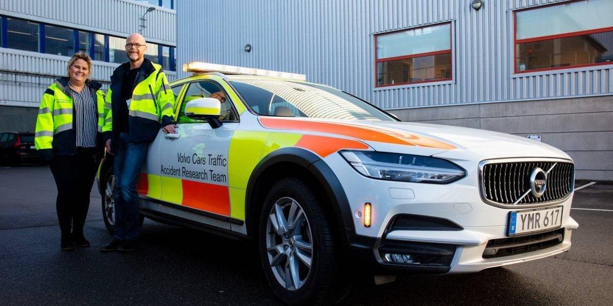 Volvo Cars abre biblioteca digital para compartir conocimientos sobre seguridad