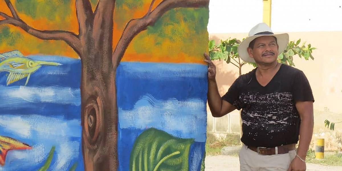 Artistas cartageneros se solidarizan contra condena de Wadith De Voz por presunto plagio de obra de Obregón