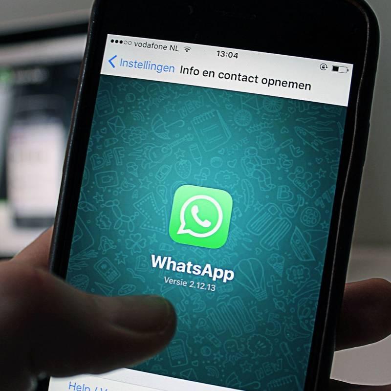Whatsapp Virus Sat 1