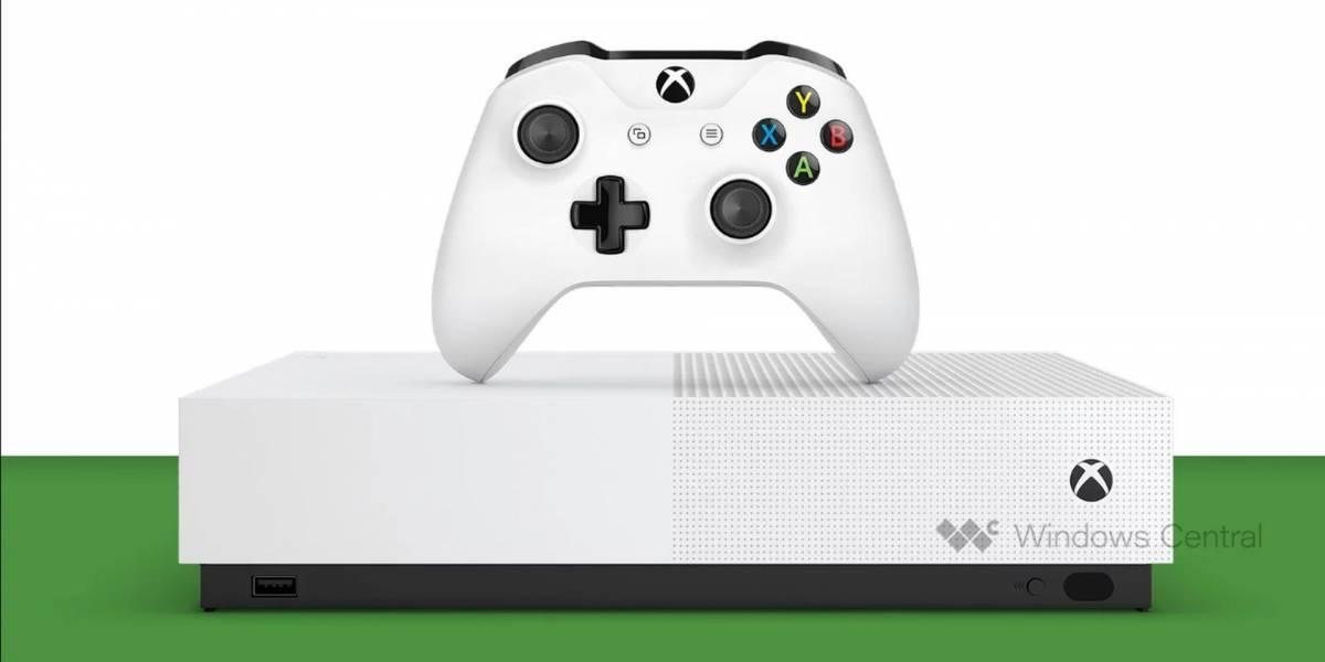 Filtran las primeras imágenes de la Xbox One sin lector de discos