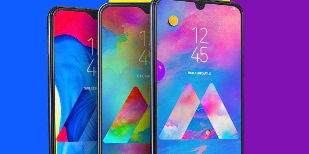 Los nuevos Samsung Galaxy M10, M20 y M30 han llegado a México: Precio y disponibilidad