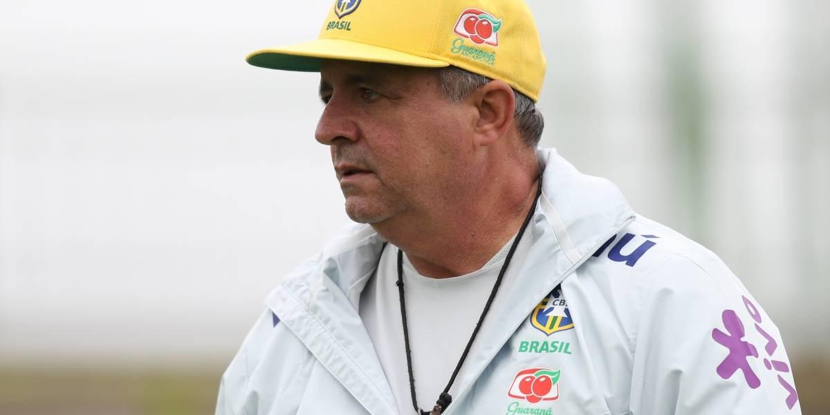 Vadão diz ter sido alvo de 'mentiras' e 'críticas injustas' durante comando da Seleção feminina