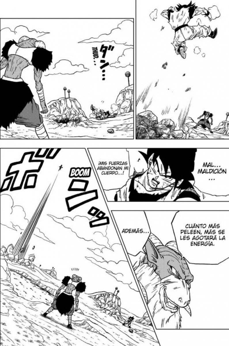 Dragon Ball Super: Moro sí reveló su única debilidad para ser derrotado