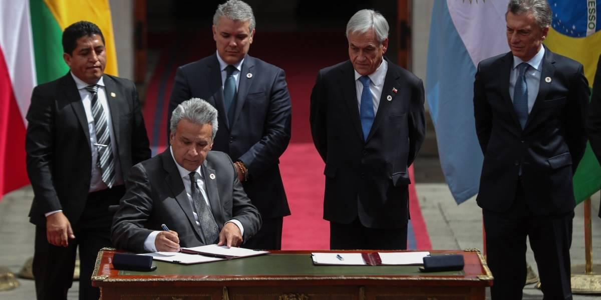 Suramérica crea Prosur para una integración eficiente ante impasse de Unasur
