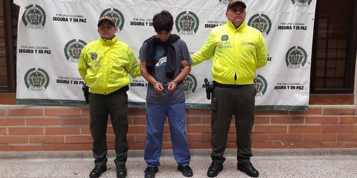 Cae presunto sicario de tan solo 20 años, autor de cuatro homicidios en la Comuna 13