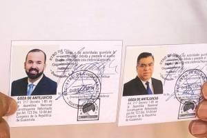 Amílcar Rivera y Erico Can, binomio presidencial del partido Victoria