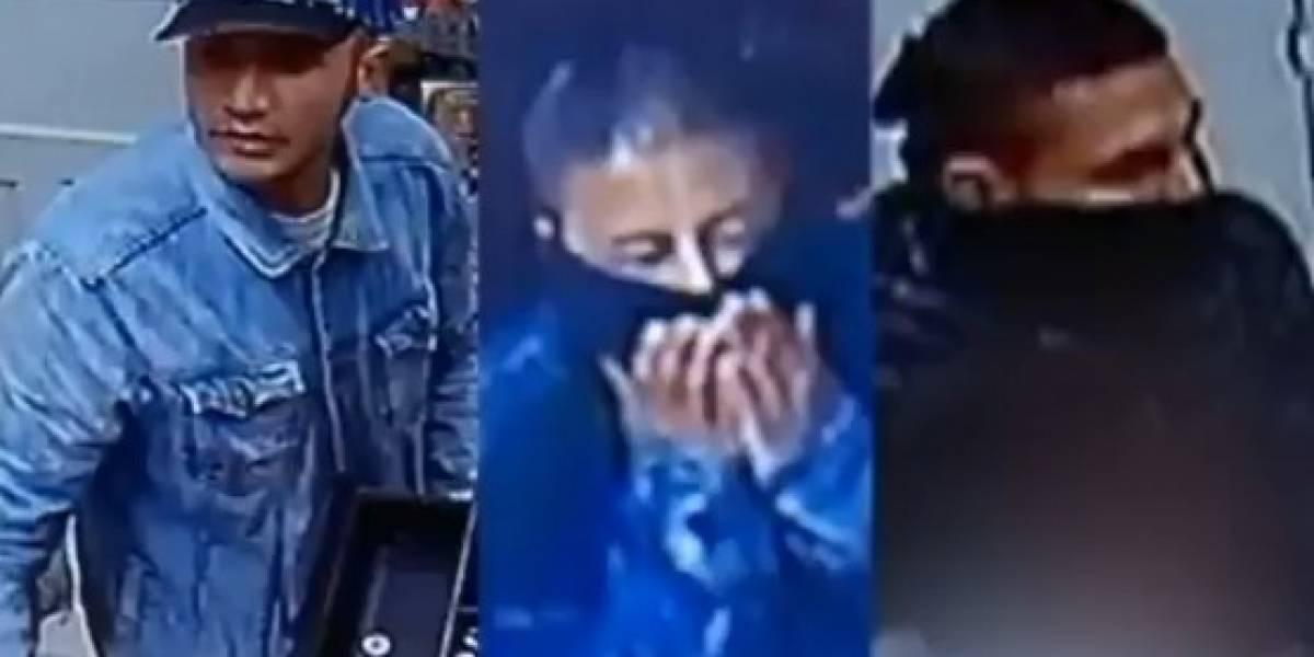 Video: así robaron millones de pesos de una droguería en Bogotá