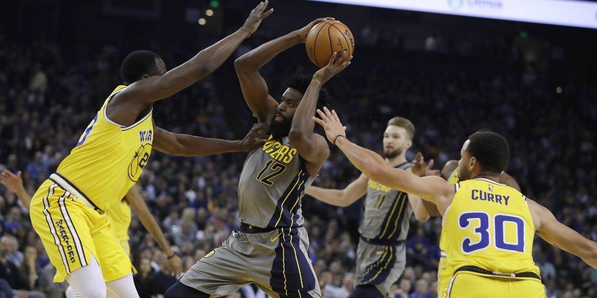 NBA: Golden State Warriors festeja en medio de la tragedia personal que vive Kevin Durant