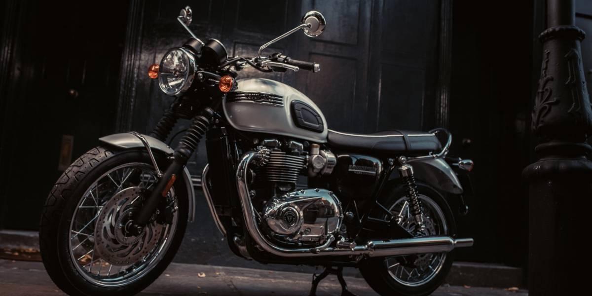 Con dos ediciones especiales, Triumph celebra los 60 años de la Bonneville