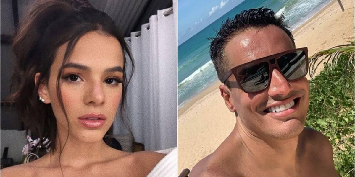'Ela expôs demais a relação dela', diz Leo Dias sobre Bruna Marquezine