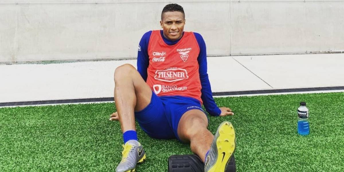 Antonio Valencia se pronunció tras derrota de Ecuador ante Estados Unidos