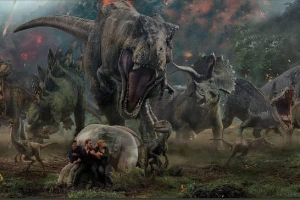 Netflix: Jurassic Word estaría preparando un spin off para la plataforma streaming