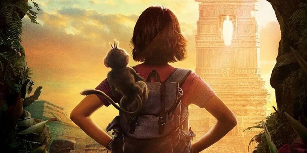 Dora la exploradora: revelan primer tráiler de la adaptación en live-action
