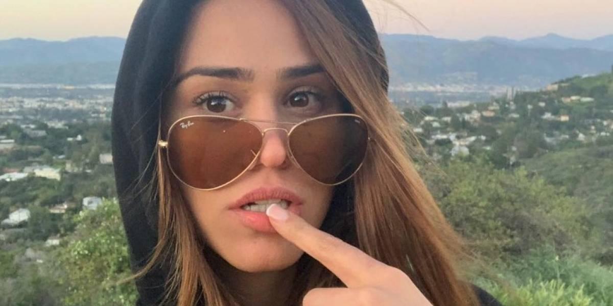 Video:Yanet García, la 'chica del clima más linda', presumió transparencia que dejó atónitos a sus fans