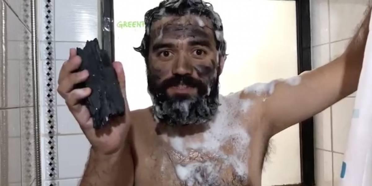 Ministra en la ducha: Greenpeace responde con parodia al video solicitando más acciones del Ministerio de Medio Ambiente