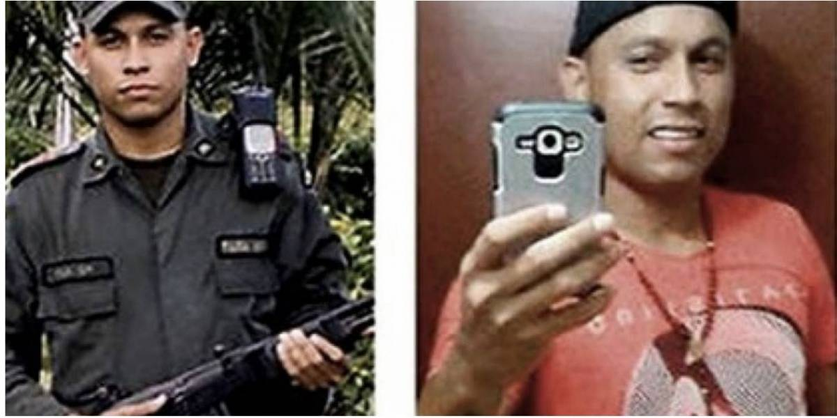 Video: 'La Bestia del matadero' le dio una patada a periodista tras ser condenado a 37 años de prisión