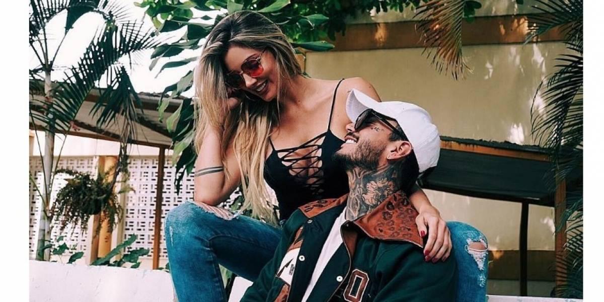 Melina Ramírez y Mateo Carvajal confirmaron que su relación terminó