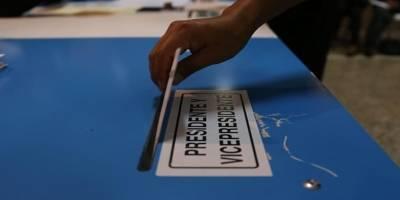 Proceso electoral en Guatemala.