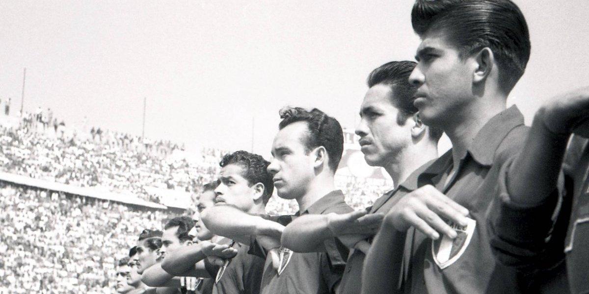 Fallece Saturnino Martínez, ex mundialista del Tri en 1954