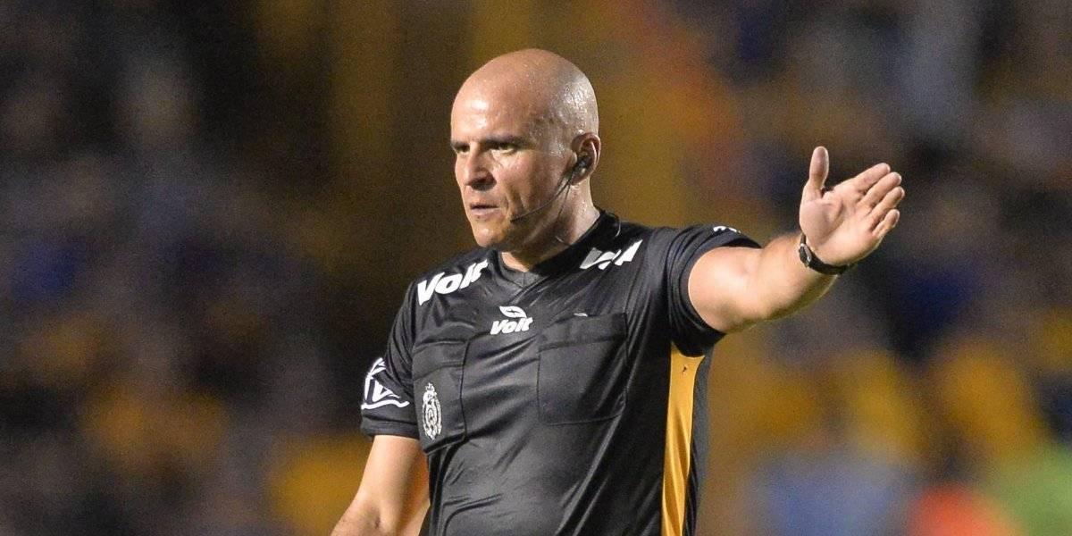 Francisco Chacón anunció de manera oficial su retiro del arbitraje