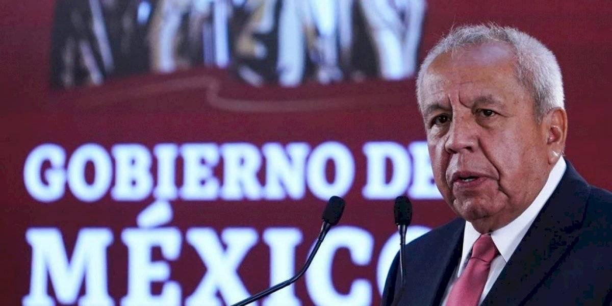 Reos en cárceles estatales irán a penales federales: Garduño Yáñez