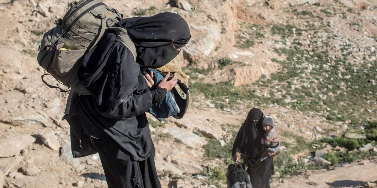 """Territorio del Estado Islámico en Siria ha sido """"100% eliminado"""": EU"""