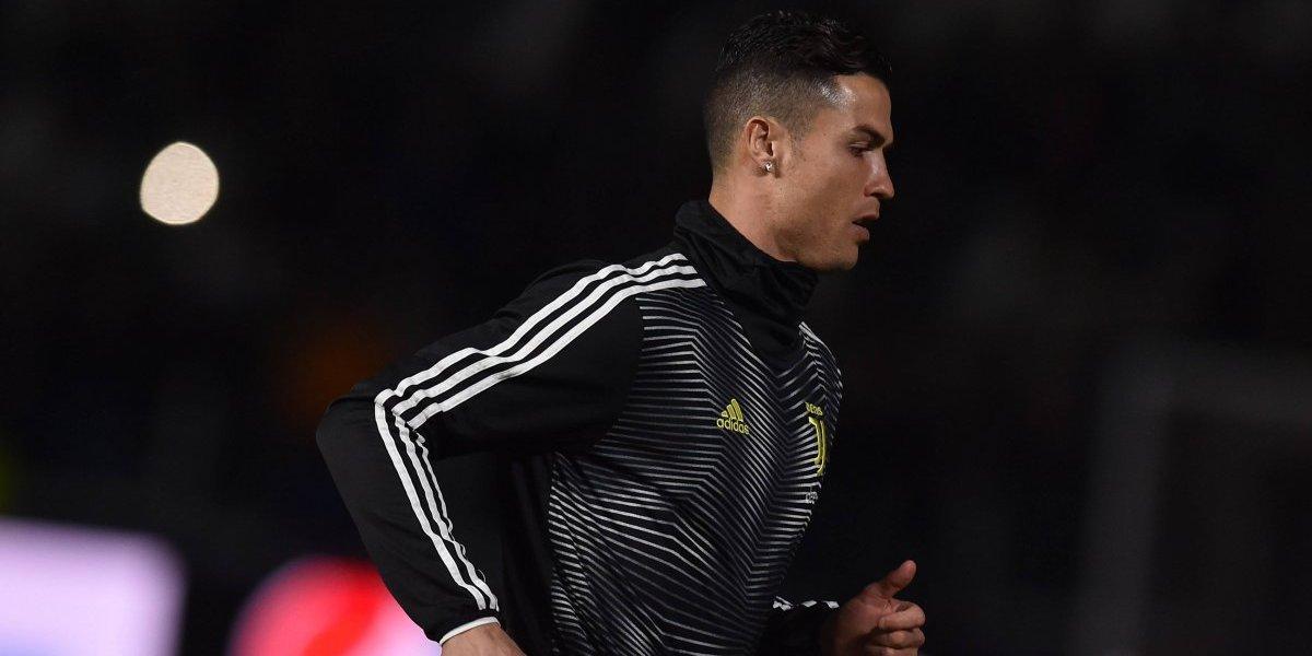 Decomisan 14 kilos de cocaína con las siglas de Cristiano Ronaldo