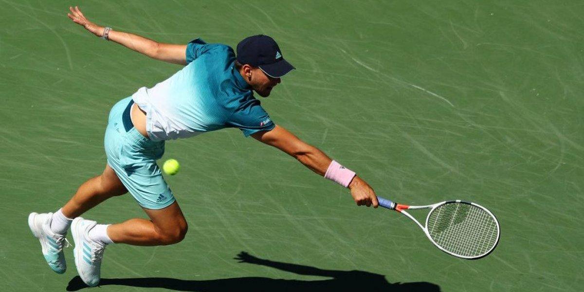 Pupilo de Massú quedó eliminado en su debut en Miami tras haber ganado Indian Wells