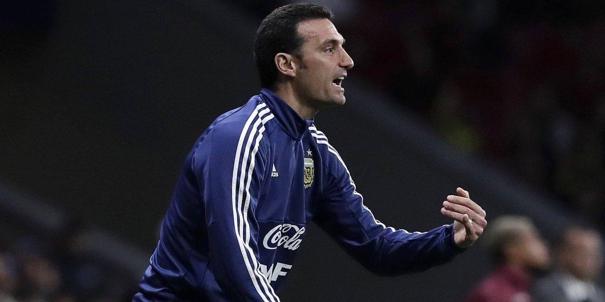 """Scaloni tras derrota el desastre de Argentina ante Venezuela: """"No es una decepción, esto nos sirve mucho"""""""