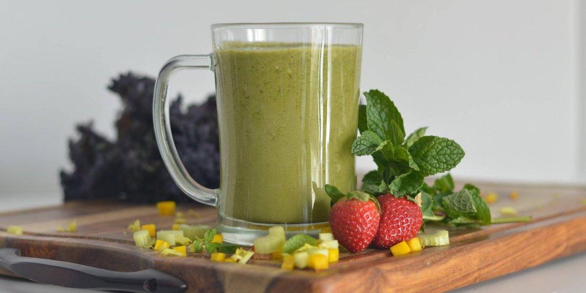 Vitamina de banana e abacate: bebida da época é uma ótima opção para o café da manhã