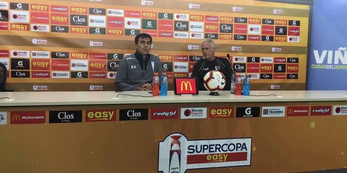 """Basay adelanta la Supercopa: """"Venimos con un trajín mayor que la UC, es un rival muy fuerte"""""""