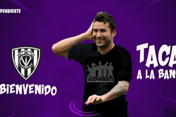 ¡Es oficial! Claudio Bieler, nuevo jugador de Independiente del Valle