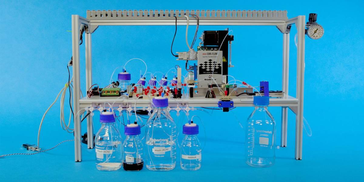 MICROSOFT AHORA ALMACENA ADN EN UNA MAQUINA PARA MEJORAR SU TECNOLOGÍA