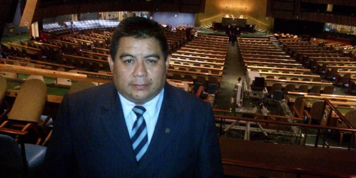 Citan a declarar como sindicado a exsecretario del partido político CNN