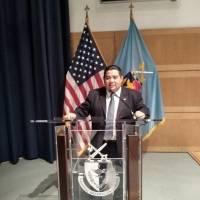 Mario Roberto Chú, exsecretario general del desparecido partido político CNN.