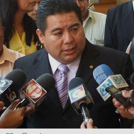 Mario Roberto Chú, exsecretario general del desparecido partido político CNN. Foto: Mario Roberto Chú