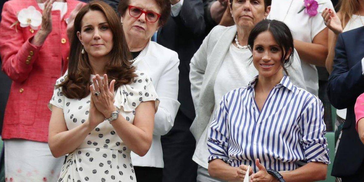 Las 7 palabras que Kate Middleton y Meghan Markle tienen prohibido decir