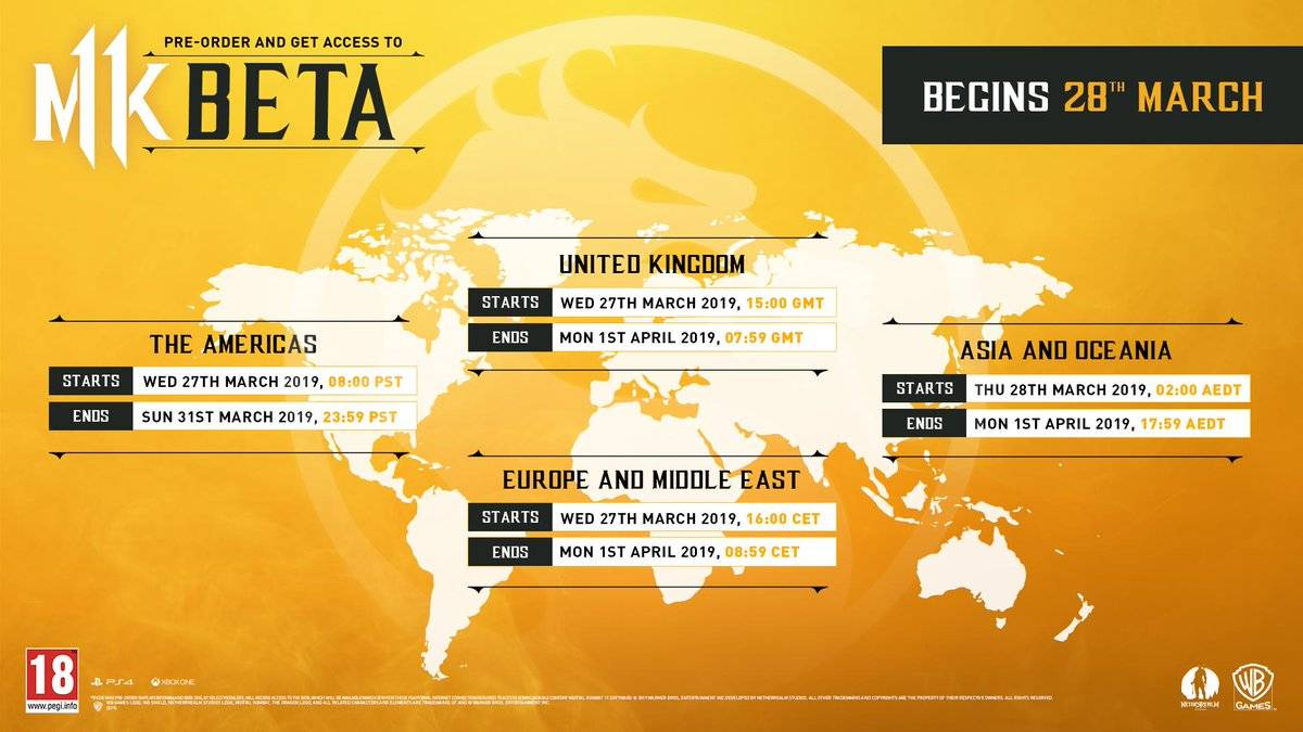 Mortal Kombat 11 revela a nuevos personajes