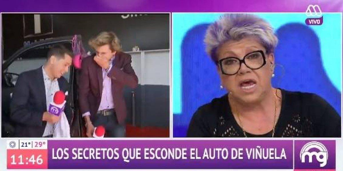 """Patricia Maldonado perdió la paciencia tras cuestionable """"broma"""" de Karol Lucero y Joaquín Méndez"""