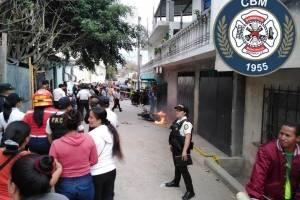 mototaxistas asesinados en zona 18