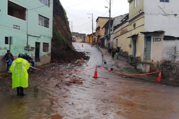 Emergencias se registraron en Quito durante este 22 de marzo de 2019