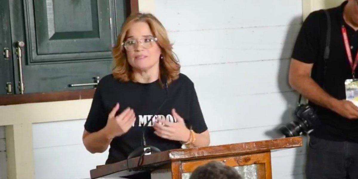 """Catalogan como """"hueco y separatista"""" mensaje de Carmen Yulín"""