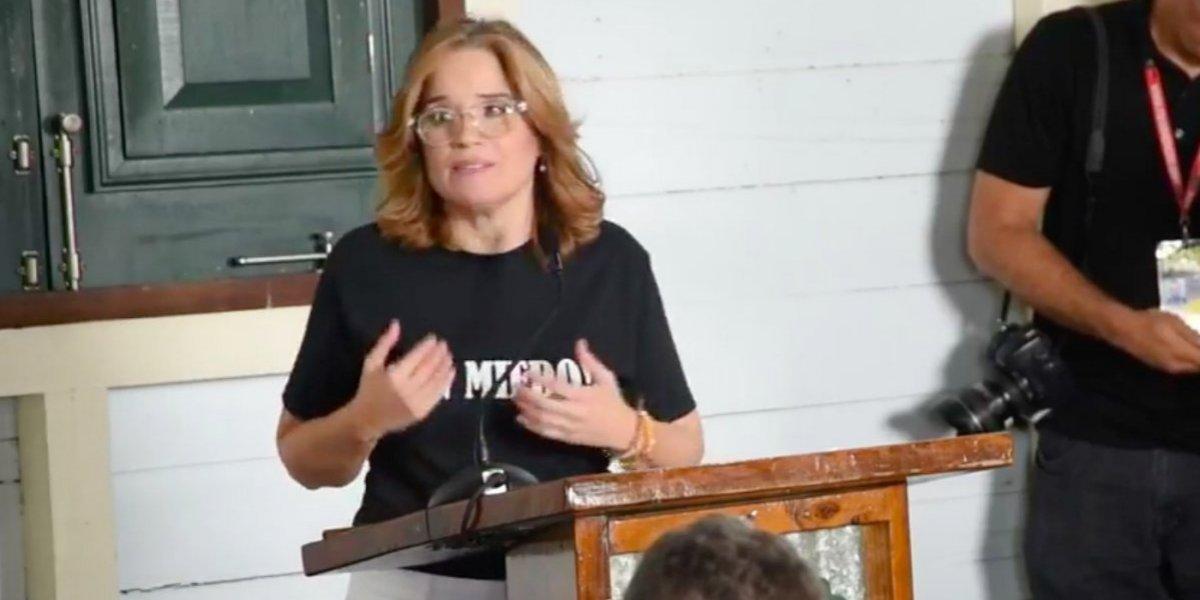 Representantes exigen que Carmen Yulín condene a Nicolás Maduro