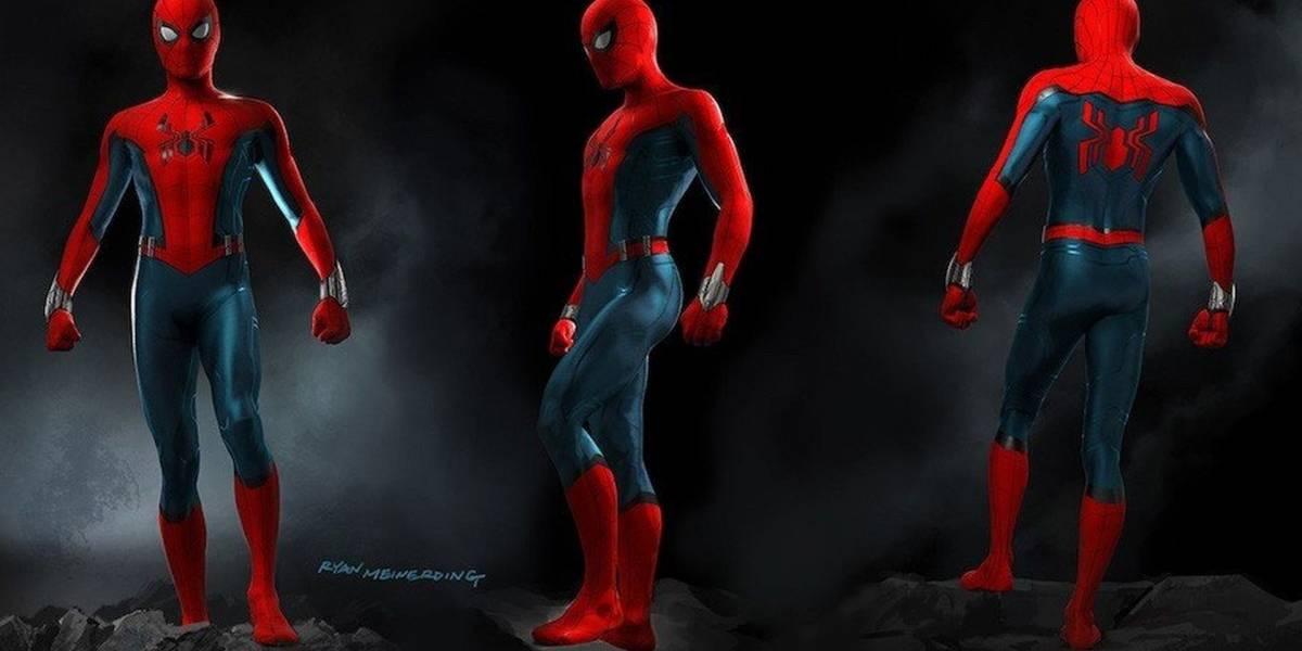 Así será el traje de Spider-Man en la nueva atracción de Disneyland
