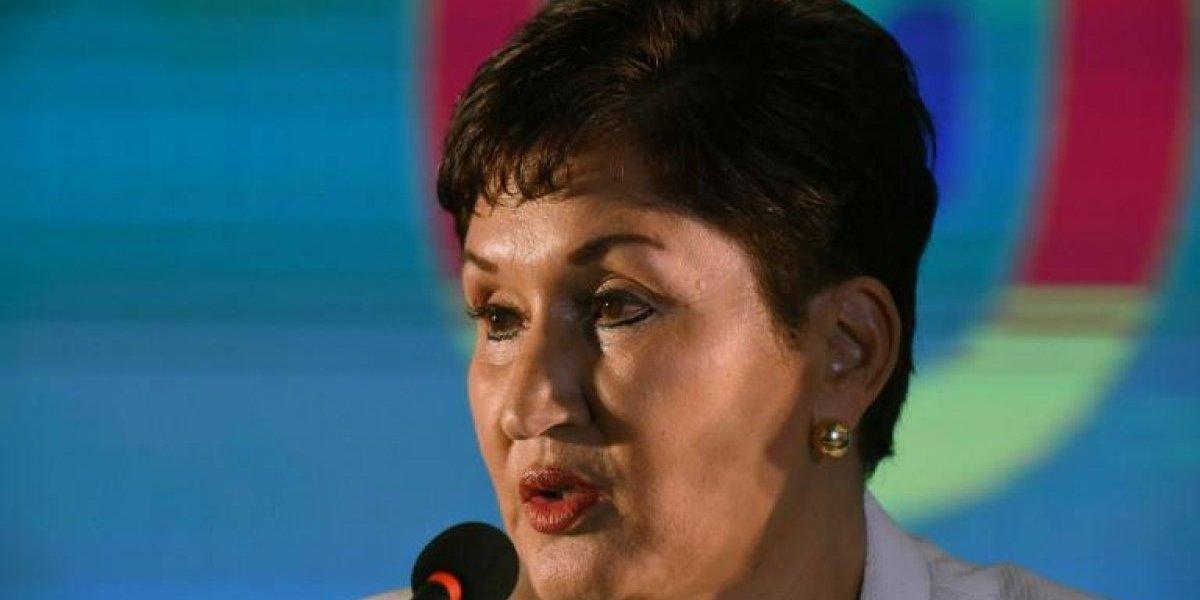 """Juez responde al TSE que expediente sobre Thelma Aldana está """"bajo reserva total"""""""