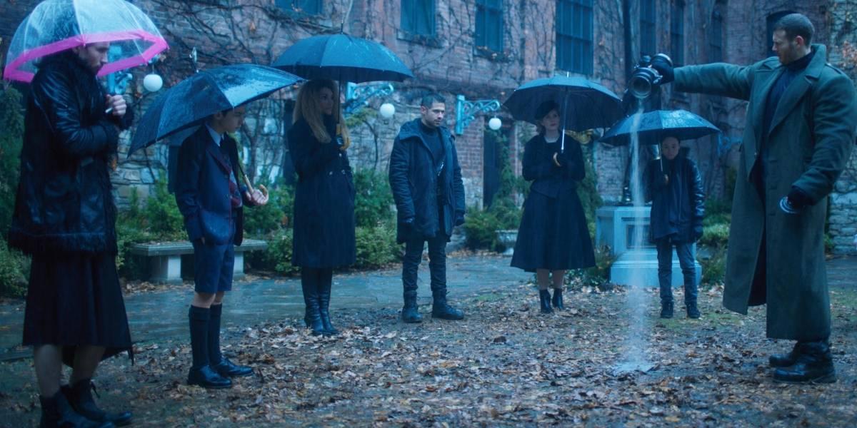 """Gerard Way, creador de """"The Umbrella Academy"""": """"Estar en una banda fue una gran inspiración"""""""