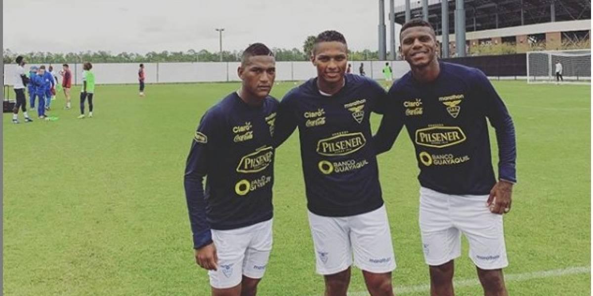 Copa América: Antonio Valencia ya entrena con otros convocados