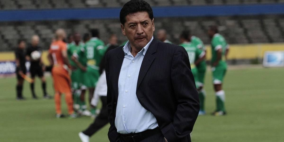 Falleció la hija del extécnico de la Selección de Ecuador,  Sixto Vizuete