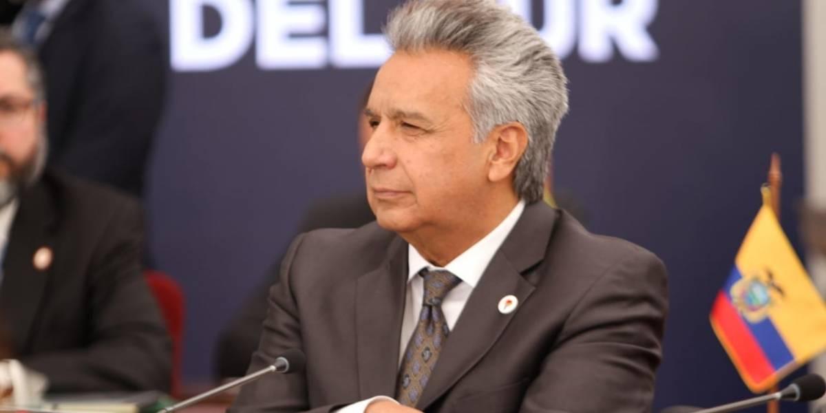 Instituto de Rafael Correa fue financiado con dinero de Venezuela — Moreno